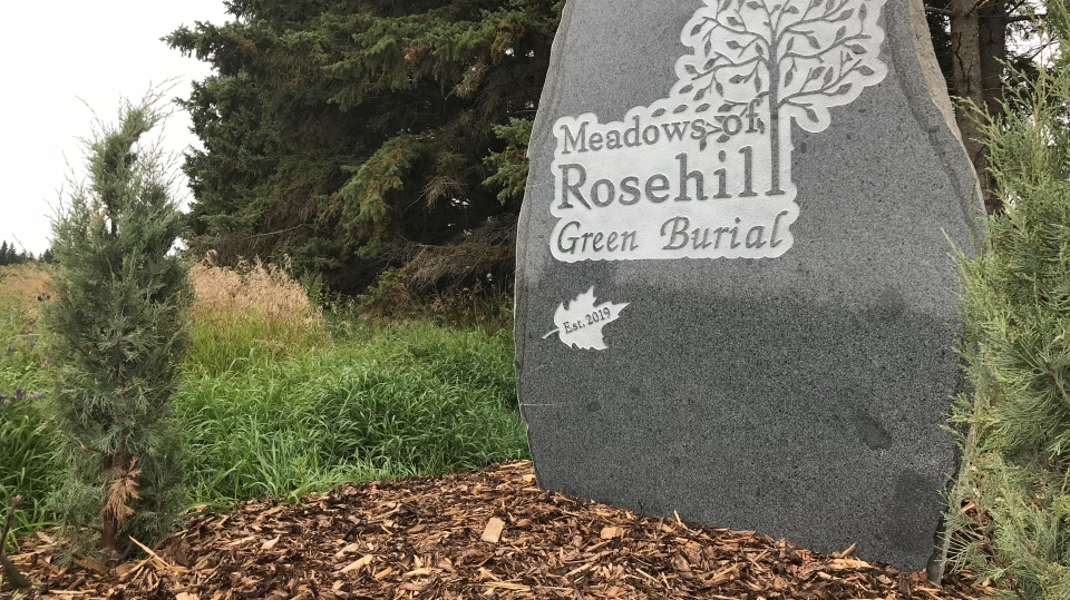 Meadows of Rosehill green burial