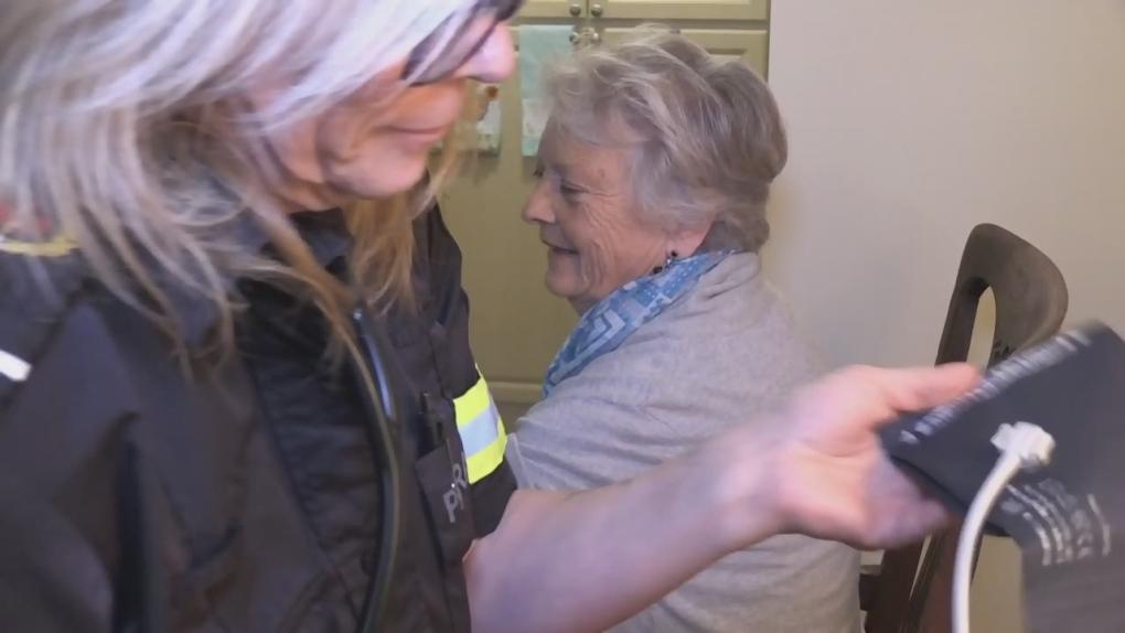 Paramedicine program expanding to provide health care at home