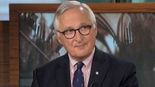 Former CSIS director Richard Fadden speaks on Power Play. (CTV News)