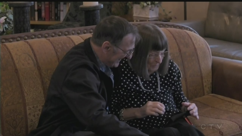 Siblings reunited after over 50 years