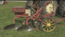 Father and son duo headed to world plowing match