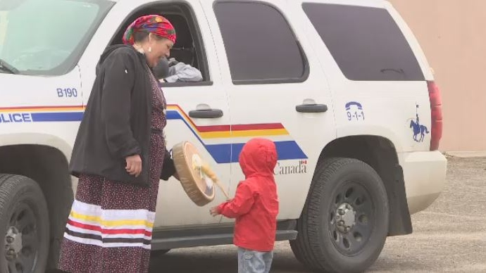 Importance of 2nd annual Treaty 4 Walk Against Violence transcends generations, organizer says