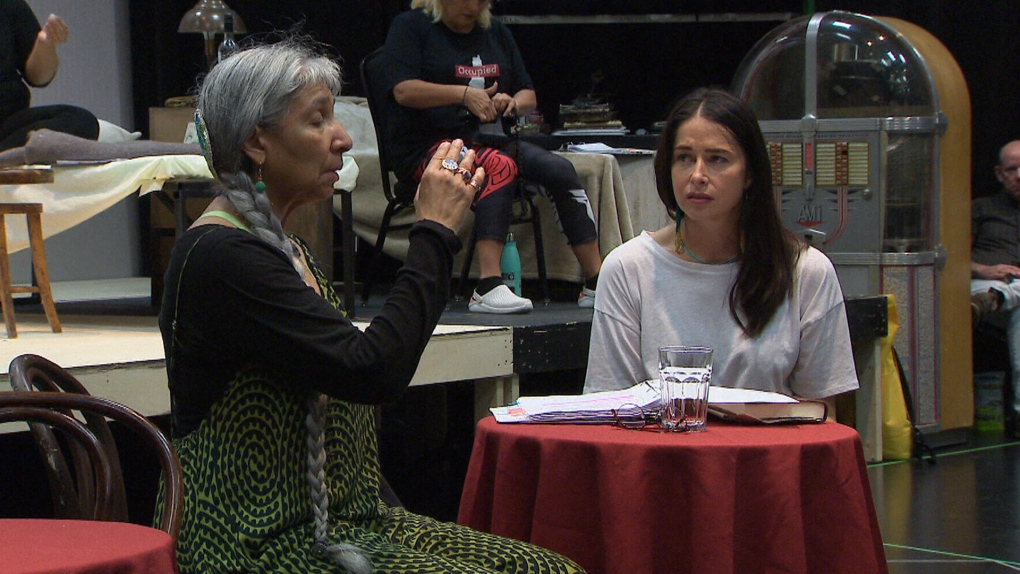 World's first national Indigenous Theatre program launches in Ottawa