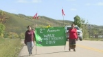 Treaty 4 Walk Against Violence