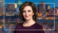 Erin Isfield CTV News at Six