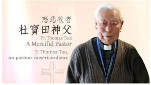 The first Catholic priest in Montreal, Father Thomas Tou, died Sept. 5, 2019 after being a pillar of the Chinese community for over half a century.
