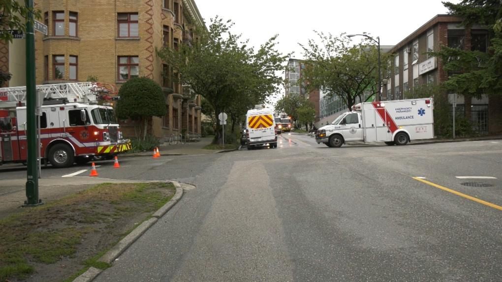'It could have been a lot worse': Crews put out fire in East Van apartment