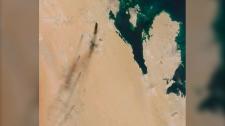 Saudi oil drone strike