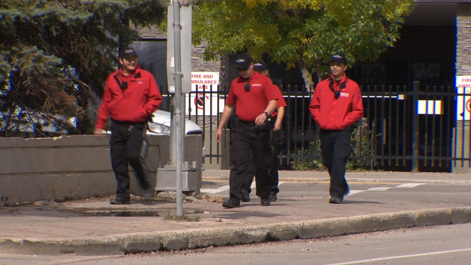 The Downtown BIZ said SafeWalks are offered daily with its Downtown Watch Ambassadors.