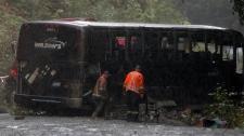 Vancouver bus crash