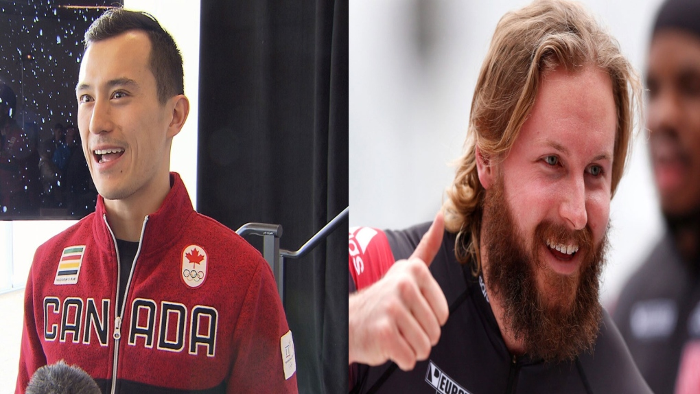Canadian Olympic athletes Justin Kripps, Patrick Chan weigh in on Humphries lawsuit