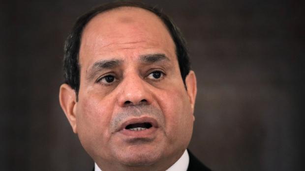Egypt's el-Sissi dismisses corruption allegations