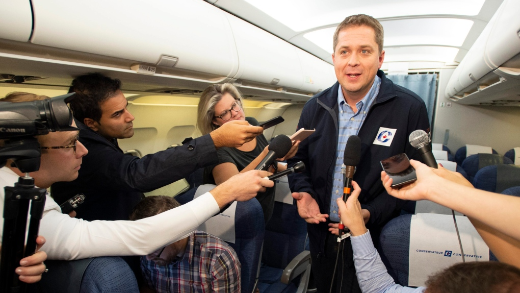Scheer says candidates' past remarks not an issue, so long as they've apologized