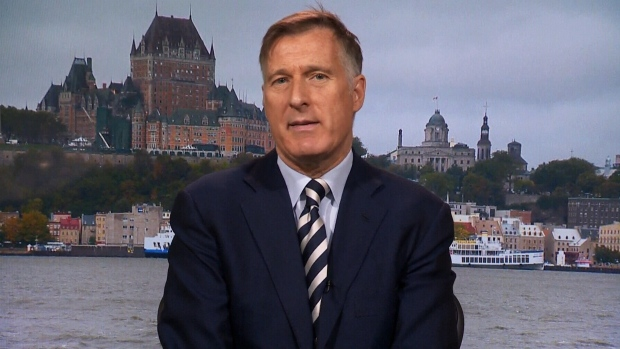 CTV QP: More with PPC Leader Maxime Bernier