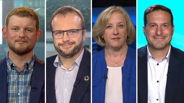 CTV QP: Candidates discuss environmental platforms