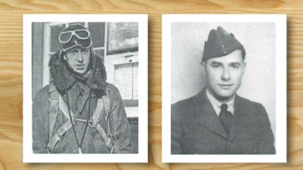 Remebering first Royal Canadian Air Force members killed in WWII