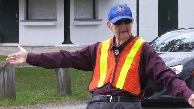 Cambridge man marshals 39th Terry Fox Run