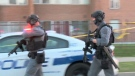 Police looking for Mississauga shooting suspects