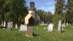 Piece of Manitoba history restored