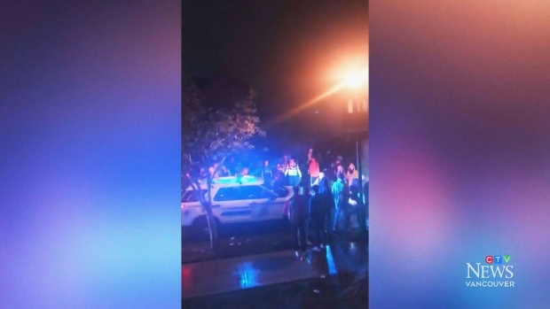 Charges possible after wild Pitt Meadows house party: RCMP