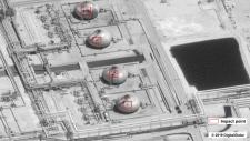 Saudi Aramco's Abaqaiq oil processing facility