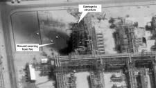 Saudi Aramco's Kuirais oil field in Buqyaq