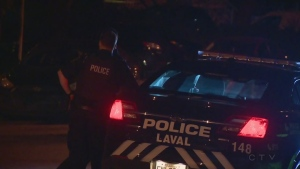A man is expected to recover from gunshot wounds in Laval after being shot in the evening of Sept. 15.
