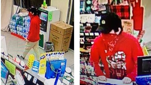Police seek robbery suspect in Wallaceburg