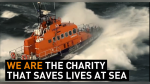One of the Royal National Lifeboat Institution's lifeboats is seen in a promotion video (RNLI on YouTube)