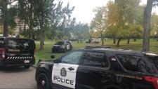 University of Calgary, CPS, suspicious