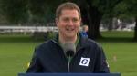 Andrew Scheer speaks in B.C. (CTV News)