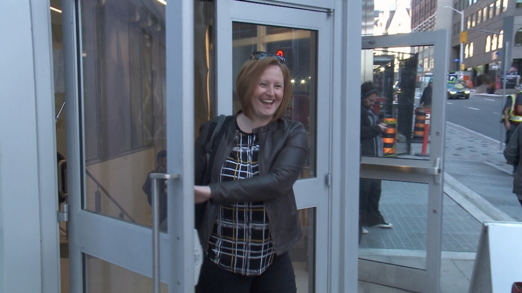 Taking the LRT on a test drive during Ottawa's morning commute