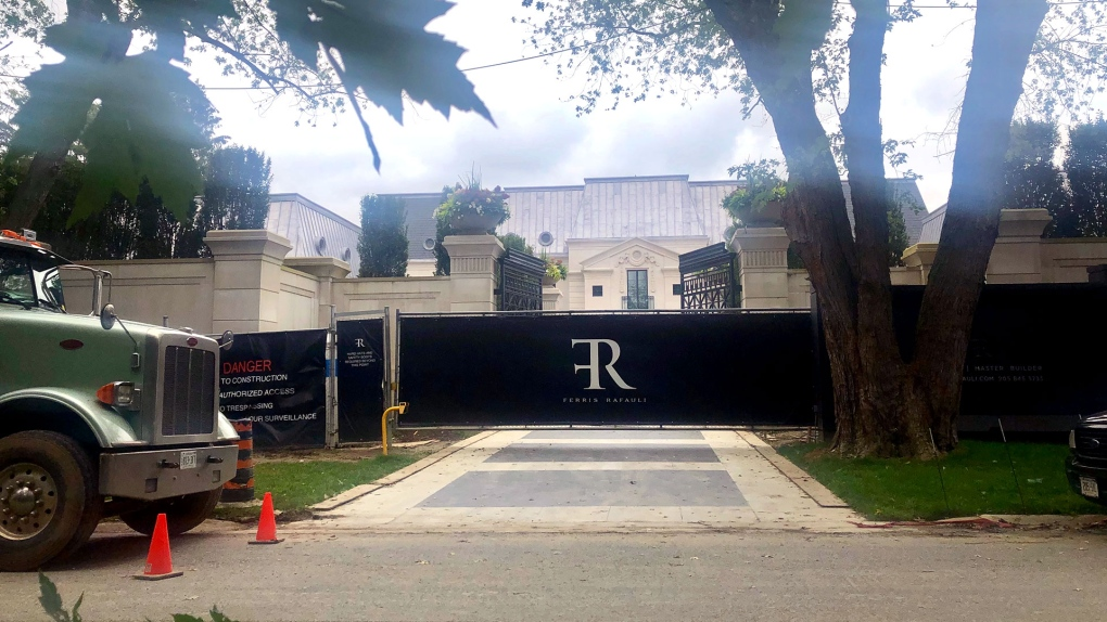 Toronto allows taller fences at Drake's mansion amid security concerns