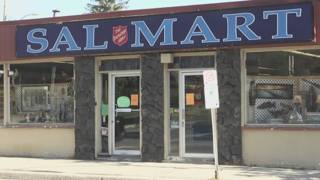 Thrift store theft angers community