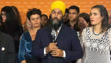 Singh doesn't think Bernier should be at debates