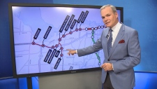 Where are the trains going next and when will they roll? CTV's Graham Richardson explains Stage 2 for Ottawa's LRT.