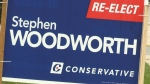 Kitchener candidate under fire for reusing signs
