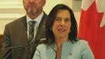Montreal Mayor Valerie Plante