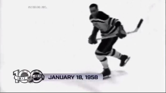 Willie O'Ree documentary hits the big screen in ...