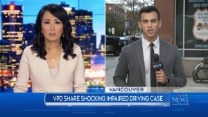 CTV News Vancouver at Six for Monday, September 1