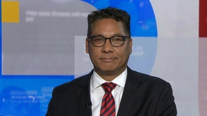 CTV's Truth Tracker Richard Madan appears on CTV National News on Monday, Sept. 16, 2019.
