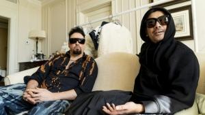 Fashion designers Vin + Omi