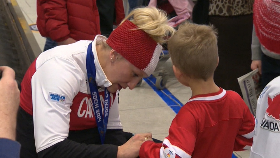 Kaillie, Humphries, bobsleigh, bobsled, Canada