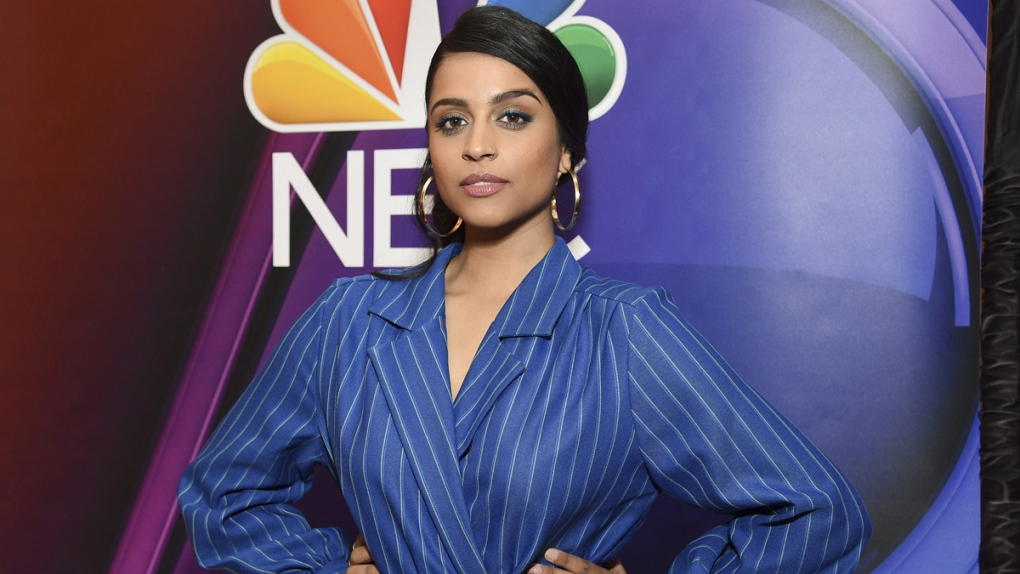 Lilly Singh brings energy to NBC's 'A Little Late' date