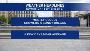 Sept 17 weather headlines