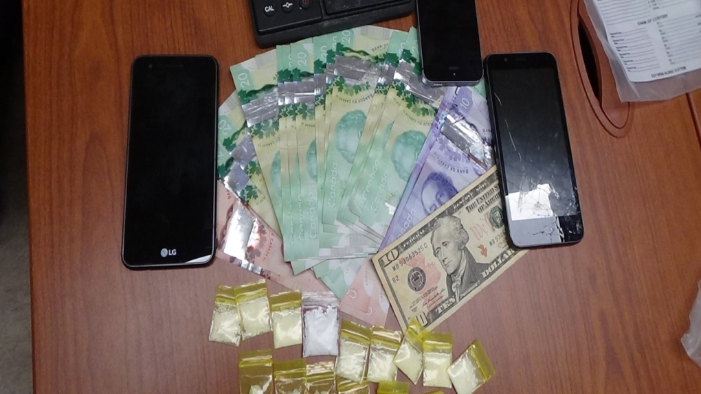 Two men charged with drug trafficking in Bolton