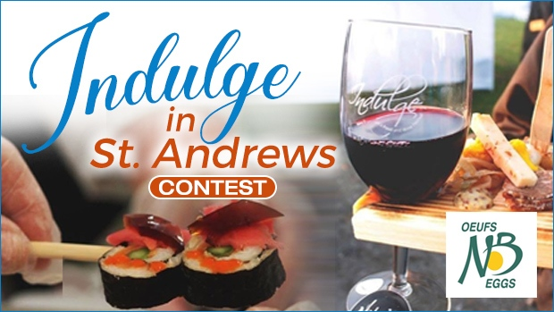 Indulge In St. Andrews