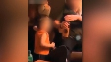 Oklahoma mom appears to give alcohol to toddler in