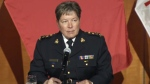RCMP update on arrest of intelligence official