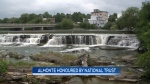 Stephen Brathwaite tells us about Almonte, Ontario known as 'friendly town' to many and known for its heritage rejuvenation.